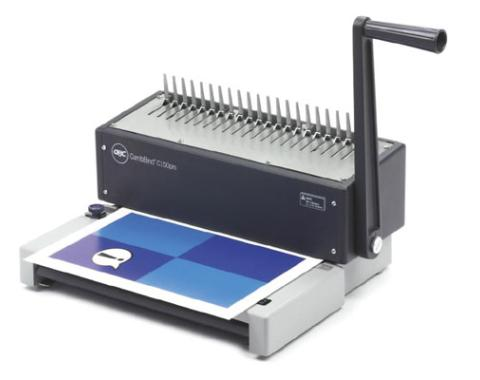 GBC Plastic Comb Binders for sale in Sri Lanka