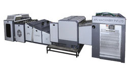 fully automatic uv coating curing machine spot