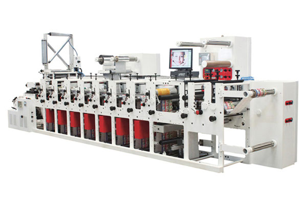 Multitec Flexo Presses by Colt trading Sri Lanka