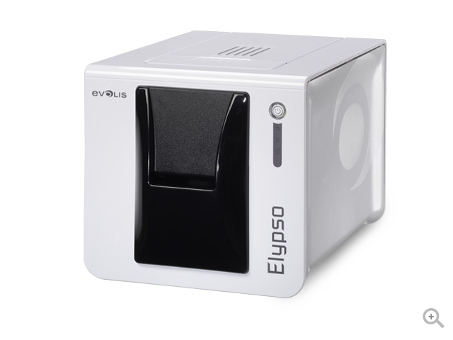 Elypso plastic card printers by Evolis