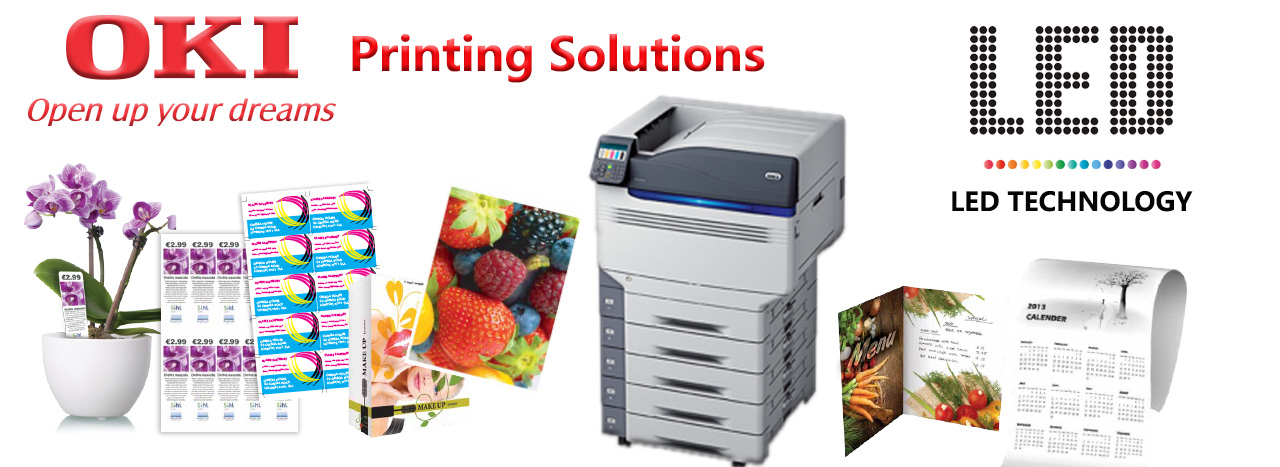 OKI printers in Sri Lanka