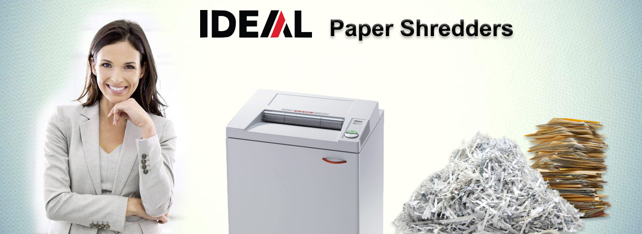 IDEAL Paper Shredders, Paper shredders in Sri Lanka, Paper Shredders for sale
