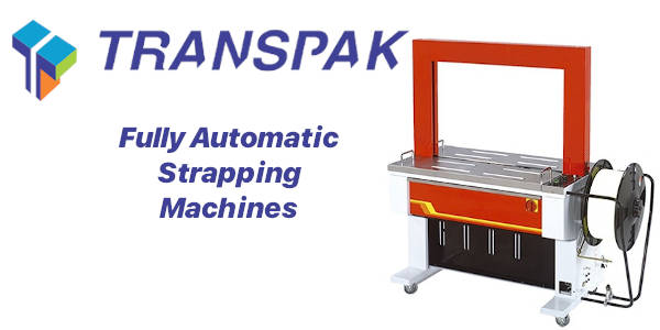 Transpak Strapping Machine